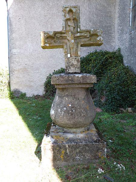 Photo du Monument Historique Croix situé à Ambialet