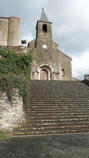 Photo du Monument Historique Prieuré Notre-Dame de l'Oder situé à Ambialet