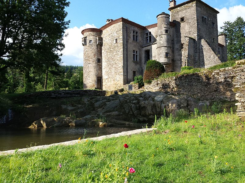 Photo du Monument Historique Château de Campan situé à Anglès