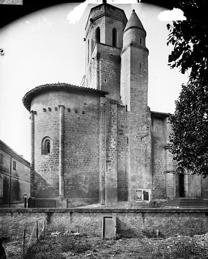 Photo du Monument Historique Ancienne église Notre-Dame situé à Cadalen