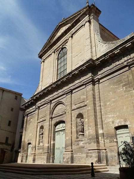 Photo du Monument Historique Eglise Notre-Dame-de-la-Platé situé à Castres