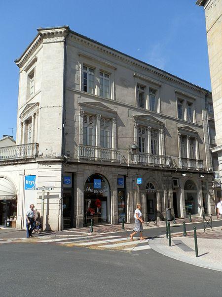 Photo du Monument Historique Immeuble situé à Castres