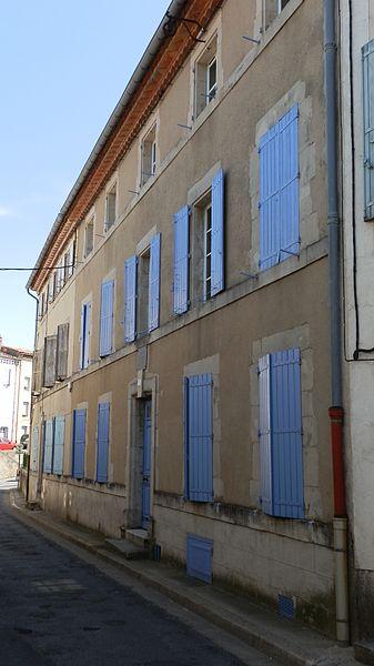 Photo du Monument Historique Maison natale de Jean-Jaurès situé à Castres