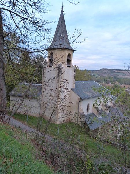 Photo du Monument Historique Chapelle du Saint-Crucifix situé à Cordes-sur-Ciel