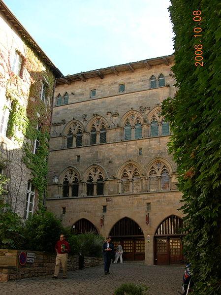 Photo du Monument Historique Maison du Grand Veneur situé à Cordes-sur-Ciel