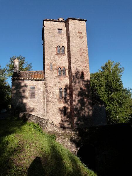 Photo du Monument Historique Moulin de la Tour situé à Cordes-sur-Ciel