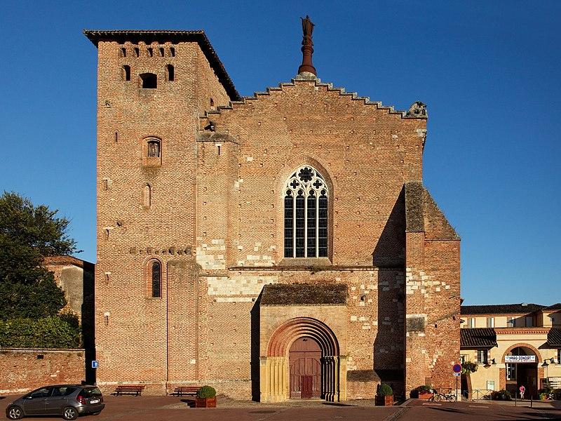Photo du Monument Historique Eglise Saint-Michel situé à Gaillac