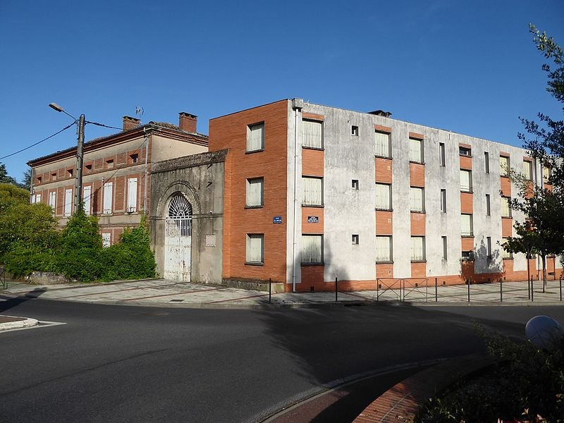 Photo du Monument Historique Ancienne prison situé à Gaillac