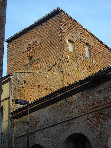 Photo du Monument Historique Hôtel de la famille Gaillac situé à Gaillac