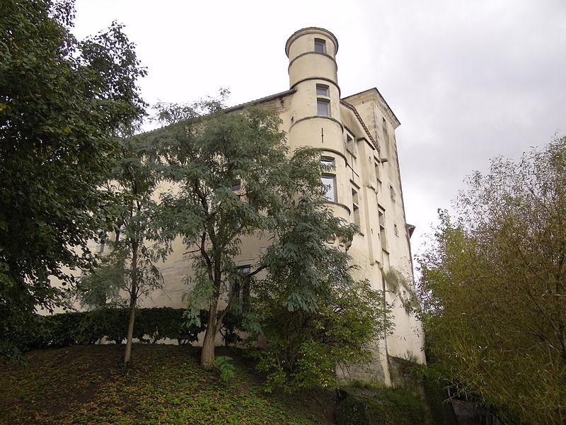 Photo du Monument Historique Château situé à Labruguière