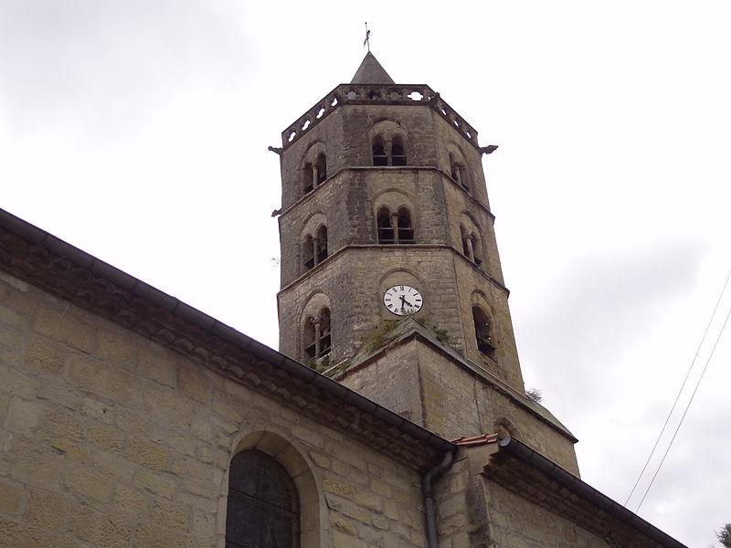 Photo du Monument Historique Eglise Sainte-Cécile situé à Labruguière