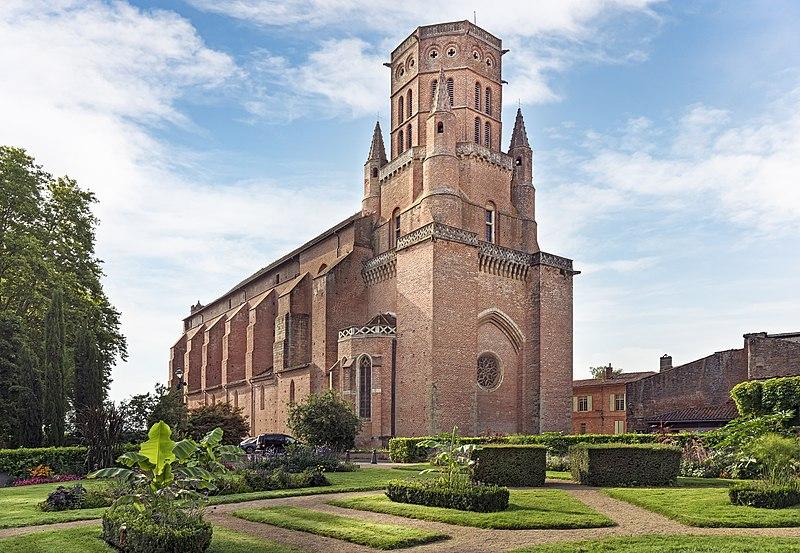 Photo du Monument Historique Eglise Saint-Alain situé à Lavaur
