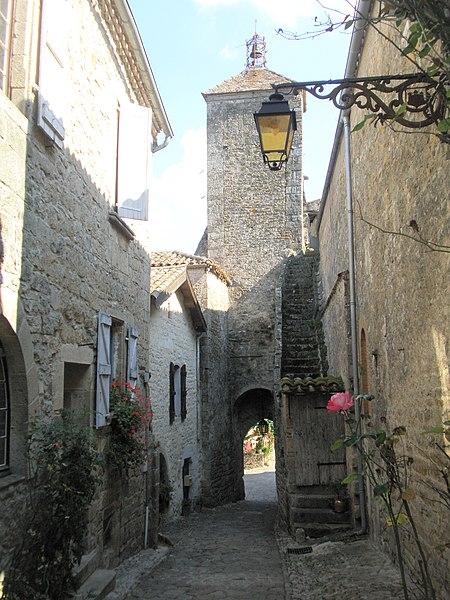 Photo du Monument Historique Eglise Sainte-Catherine situé à Penne