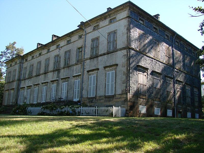 Photo du Monument Historique Château de Soult-Berg situé à Saint-Amans-Soult