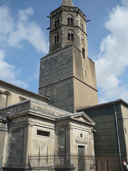 Photo du Monument Historique Eglise Notre-Dame situé à Saint-Amans-Soult