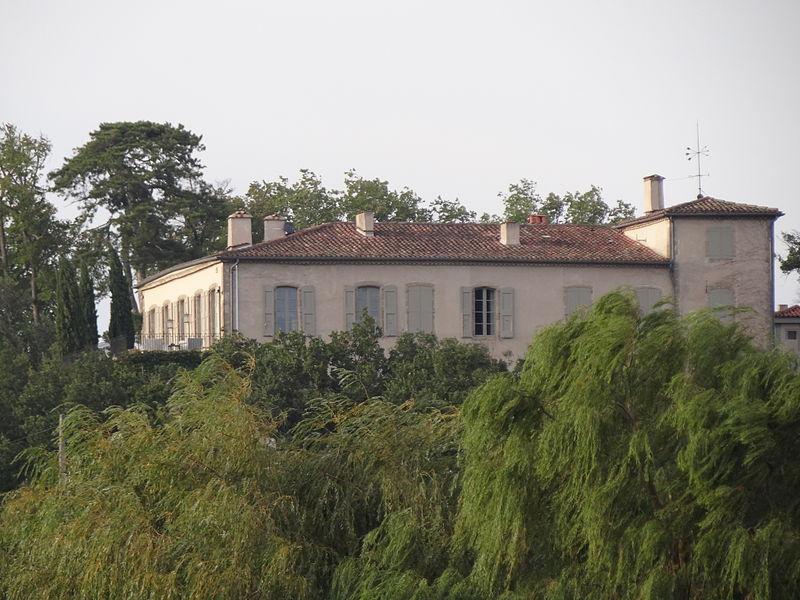 Photo du Monument Historique Château de Sendrone situé à Saïx