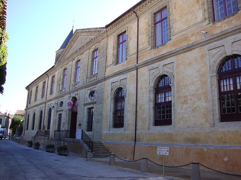 Photo du Monument Historique Ecole situé à Sorèze