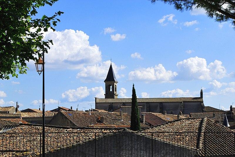Photo du Monument Historique Eglise Saint-Rémy situé à Lautrec