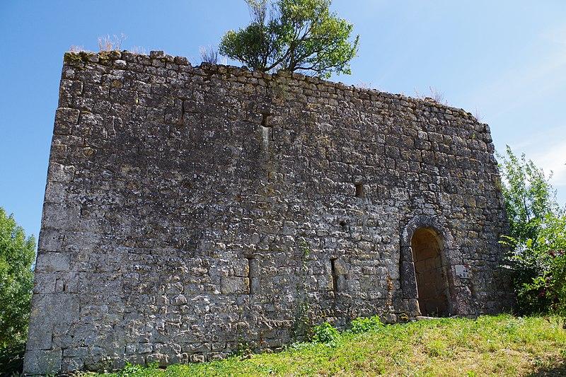 Photo du Monument Historique Tour de Navès situé à Navès