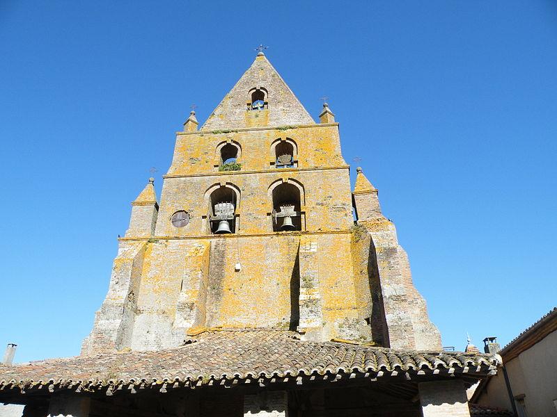 Photo du Monument Historique Eglise Notre-Dame situé à Bouillac