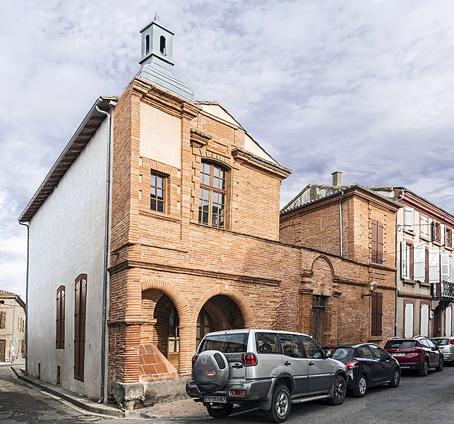 Photo du Monument Historique Immeuble dénommé Maison Italienne situé à Castelsarrasin