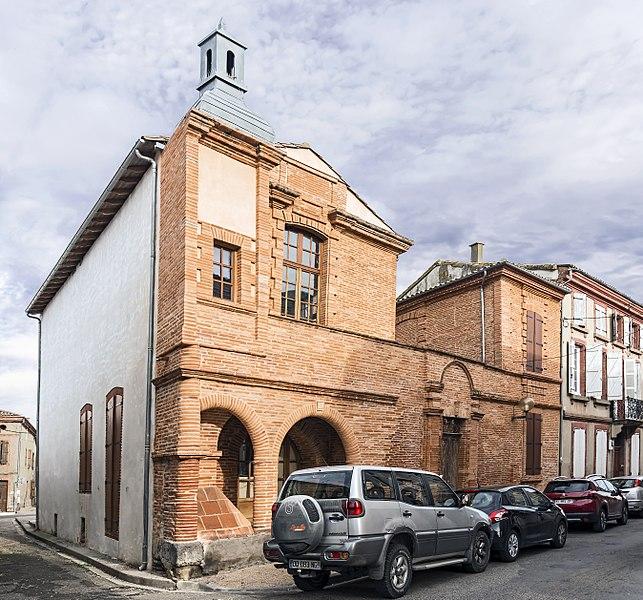 """Photo du Monument Historique Immeuble dénommé """"Maison Italienne"""" situé à Castelsarrasin"""