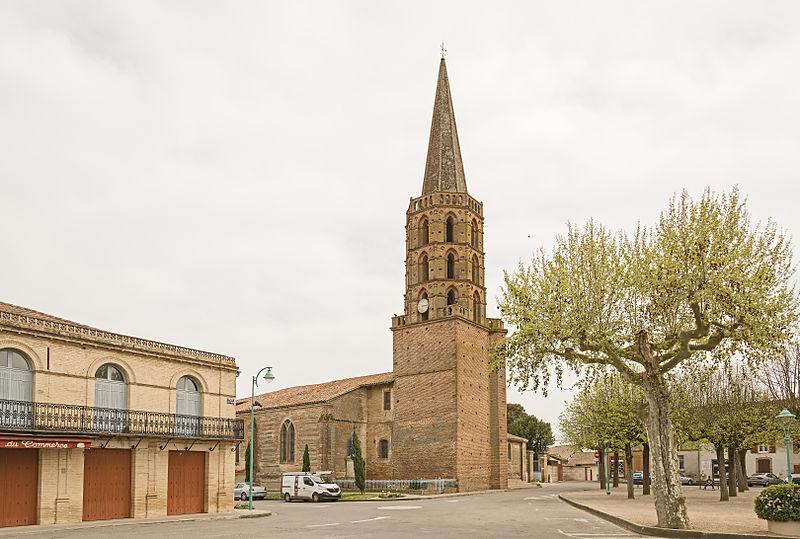 Photo du Monument Historique Eglise Saint-Martin situé à Finhan