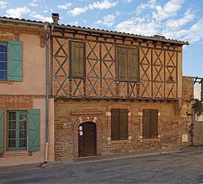 Photo du Monument Historique Musée Jean de Comère situé à Grisolles