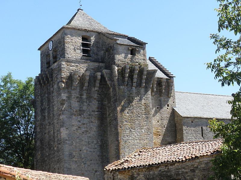 Photo du Monument Historique Ancienne chapelle des Templiers situé à Lacapelle-Livron