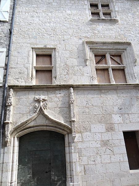 Photo du Monument Historique Ancien couvent des Clarisses situé à Lauzerte