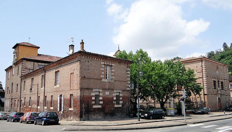 Photo du Monument Historique Collège des Doctrinaires situé à Moissac