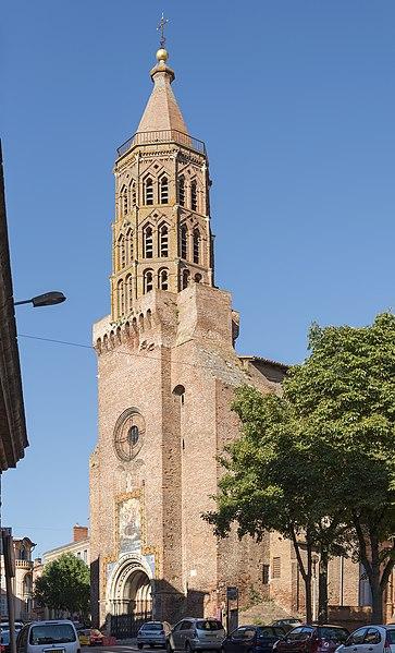 Photo du Monument Historique Eglise Saint-Jacques situé à Montauban