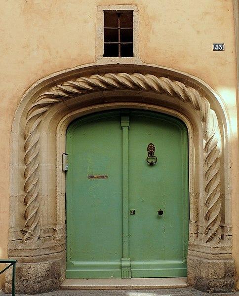 Photo du Monument Historique Hôtel de Bar situé à Montauban