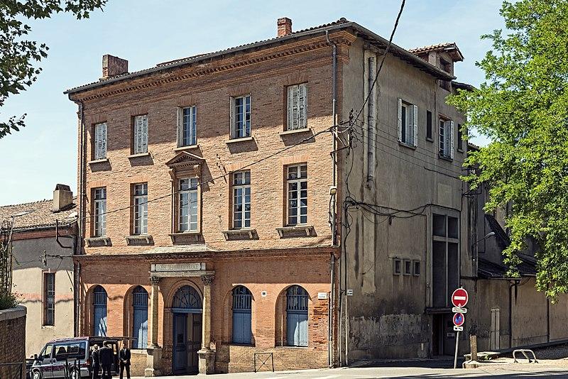 Photo du Monument Historique Temple des Carmes, ancienne chapelle des Carmes situé à Montauban