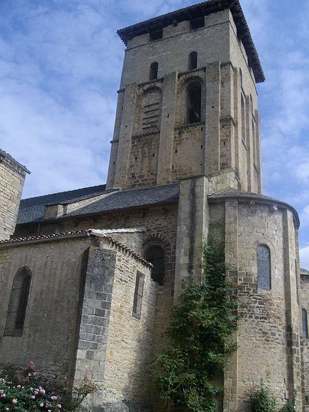 Photo du Monument Historique Eglise Saint-Vincent situé à Varen