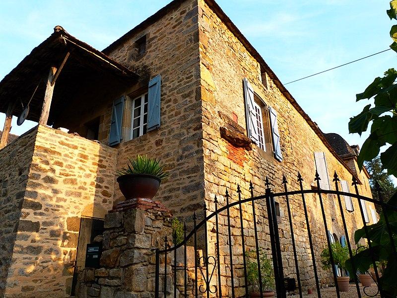 Photo du Monument Historique Maison de la Vigerie situé à Varen