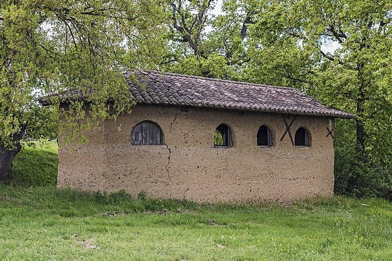Photo du Monument Historique Ancienne chapelle Saint-Jean-Baptiste situé à Aucamville