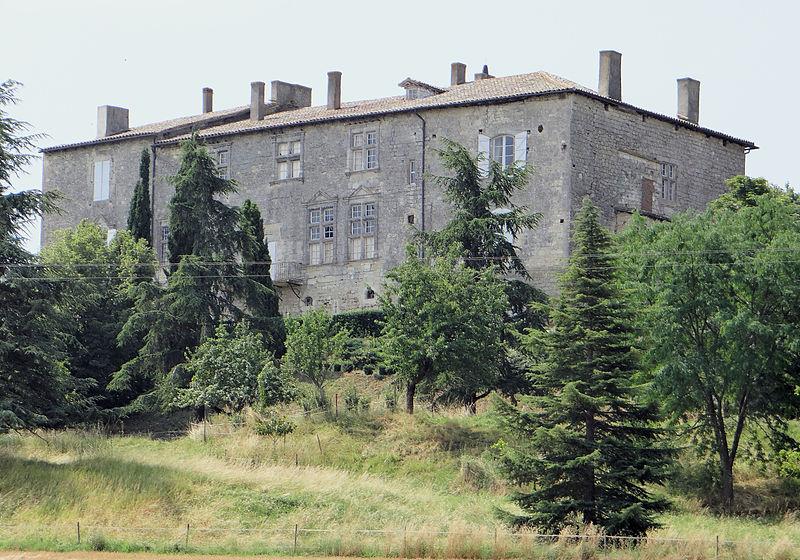 Photo du Monument Historique Château situé à Marsac