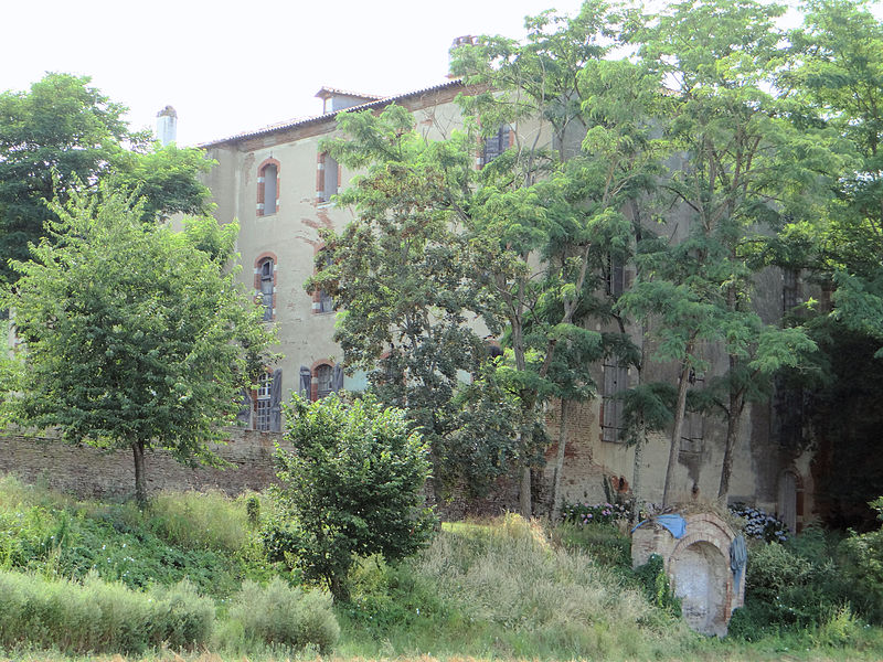 Photo du Monument Historique Château situé à Castelferrus