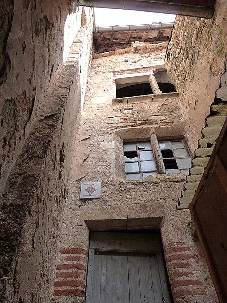 Photo du Monument Historique Maison dite Le Maréchal situé à Saint-Antonin-Noble-Val