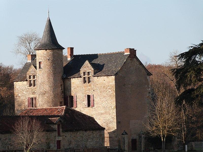 Photo du Monument Historique Château de Cambayrac situé à Castanet