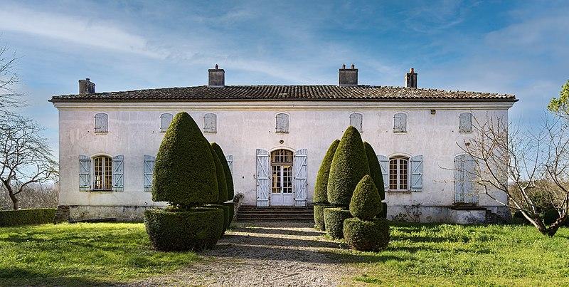Photo du Monument Historique Maison situé à Villebrumier