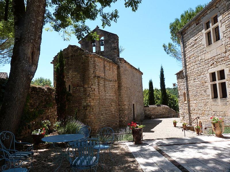 Photo du Monument Historique Eglise Saint-Martin de Cas situé à Espinas