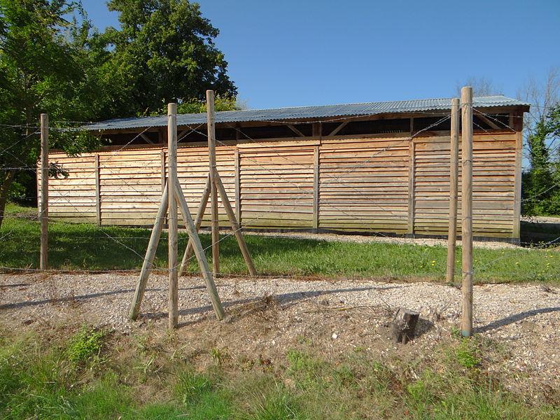 Photo du Monument Historique Mémorial du Camp de Judes situé à Septfonds