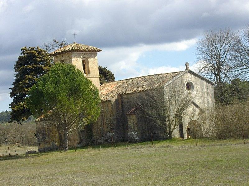 Photo du Monument Historique Chapelle Notre-Dame-de-Spéluque, dite chapelle Notre-Dame-du-Plan situé à Ampus