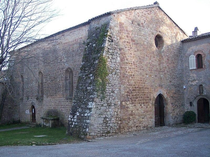 Photo du Monument Historique Monastère de la Celle, dit aussi de Sainte-Roseline situé à Les Arcs