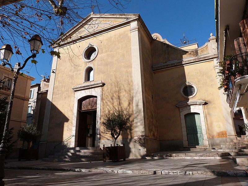 Photo du Monument Historique Eglise Saint-François-de-Sales et abords situé à Bandol