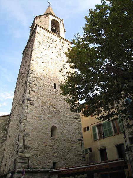 Photo du Monument Historique Eglise de Favas (ruines de l'ancienne) situé à Bargemon