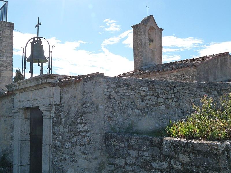 Photo du Monument Historique Chapelle Notre-Dame de Beauvoir situé à Le Beausset