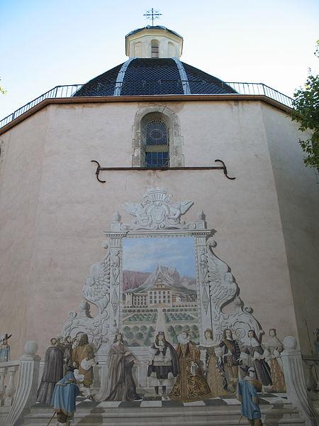 Photo du Monument Historique Eglise paroissiale Notre-Dame de l'Assomption situé à Belgentier